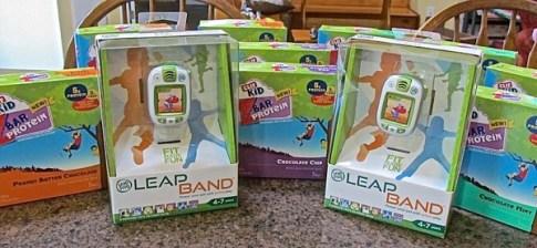 LeapBand - Fit Made Fun