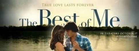 #TheBestOfMe #Movie #Giveaway #SpaWeek #ad