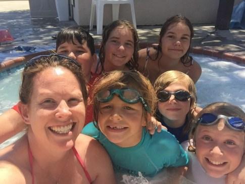 #WeveGotYouCovered #BlueLizardSun #Swimming #Summer #ad