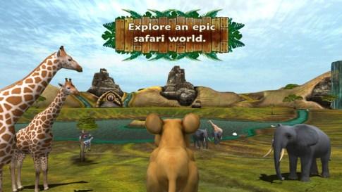 #SafariTales #Game #iPhone #App #ad