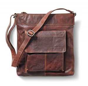Leather Satchel TJ 179.99