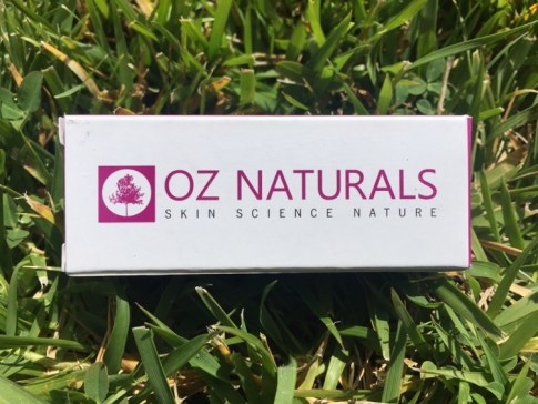 #OZNaturals #Beauty #ad