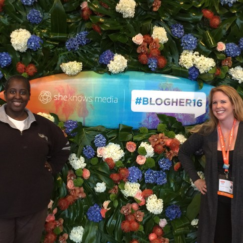 #BlogHer #BlogHer16 #GalaxyNote7