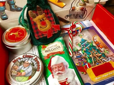 #PkgFromSanta #Santa #holiday #holidays #Santa #holidaygiftguide #ad