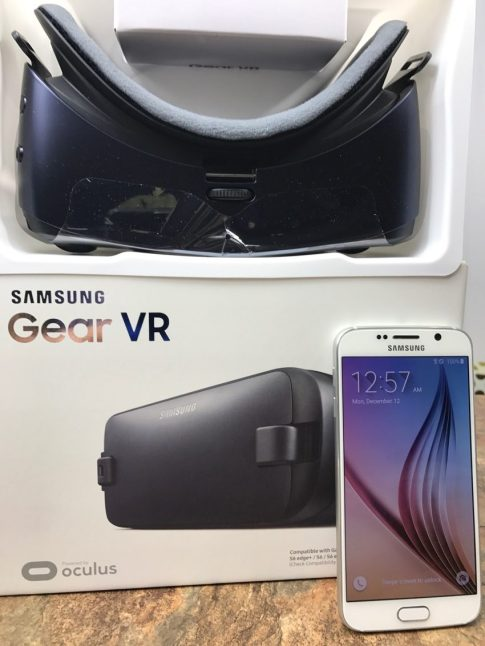 #Samsung #Holiday #Holidays #Technology #SamsungGearVR #HolidayGiftGuide #ad