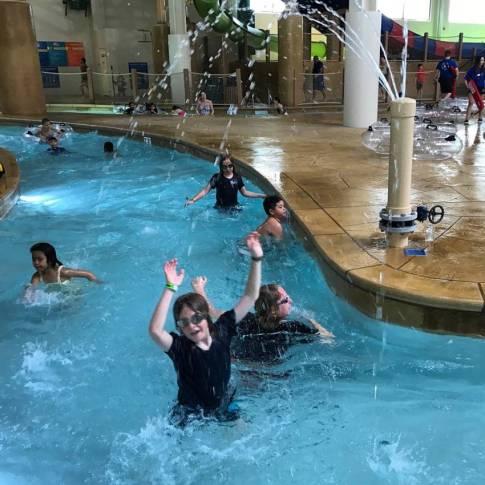 #GreatWolfLodge #travel #familytravel #waterpark #blogger #ad