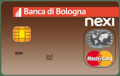 Carta Di Credito Nexi Banca Di Bologna