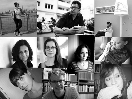 Das Team von We read Indie