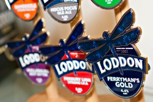 Loddon Brewery are sponsors of Reading Rivermead Ale & Cider Festival.