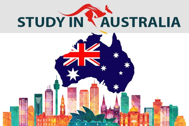 how to study in australia