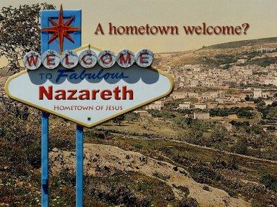 Jesus's Hometown Nazareth