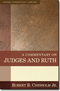 Chisholm, Judges & Ruth