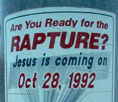 rapture 1992