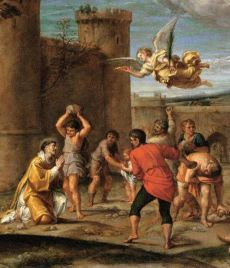 The Stoning of stephen