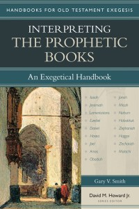 Smith, Interpreting the Prophets