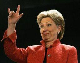 Hillary Clinton Antichrist