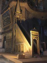 Hagia Sophia Pulpit