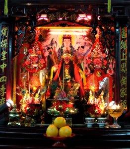 Food Sacrificed to Idols