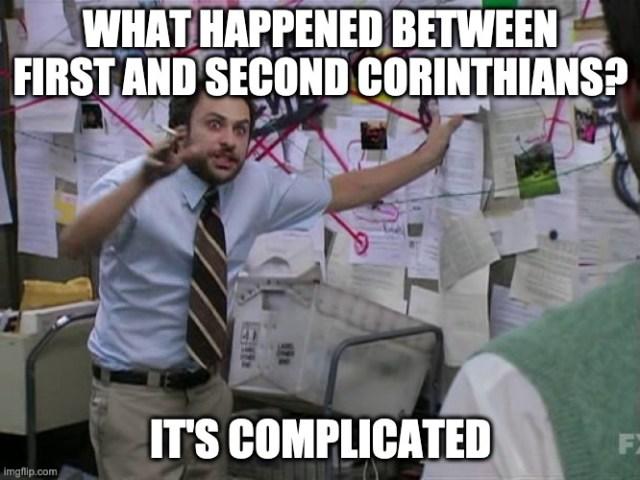 Second Corinthians Complicated