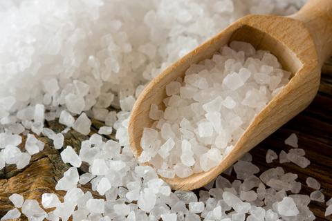 Salt Grains Scoop