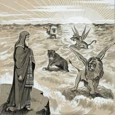 Four Beasts in Daniel 7