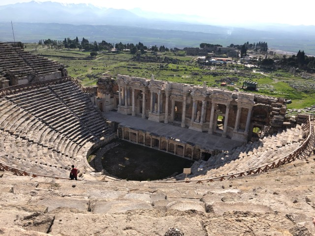 The Theater at Hierapolis