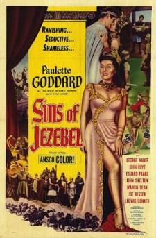 Sins of Jezebel (1953)