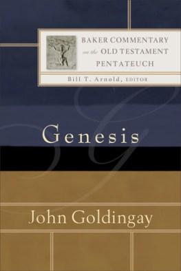 Goldingay, Commentary on Genesis