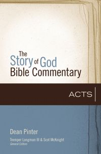 Dean Pinter, Acts, Story of God Commentary