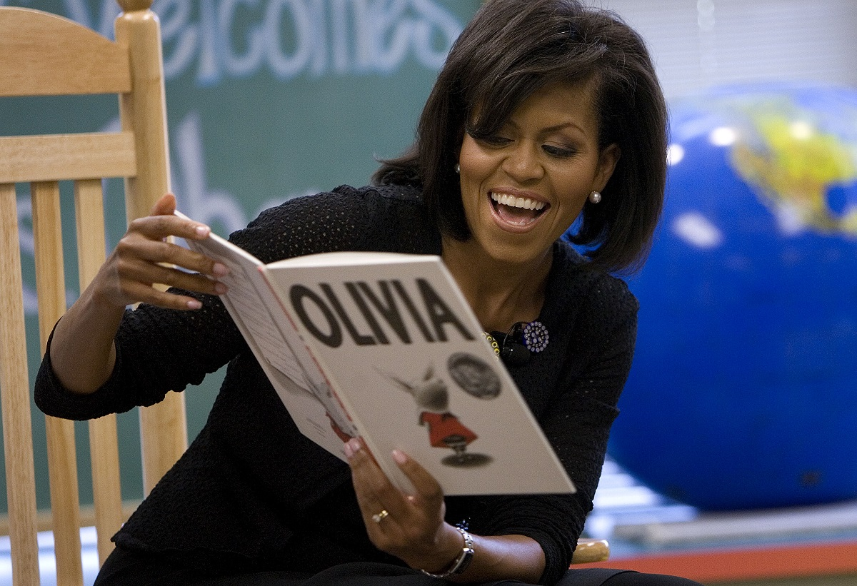 Children S Books Loved By Michelle Obama