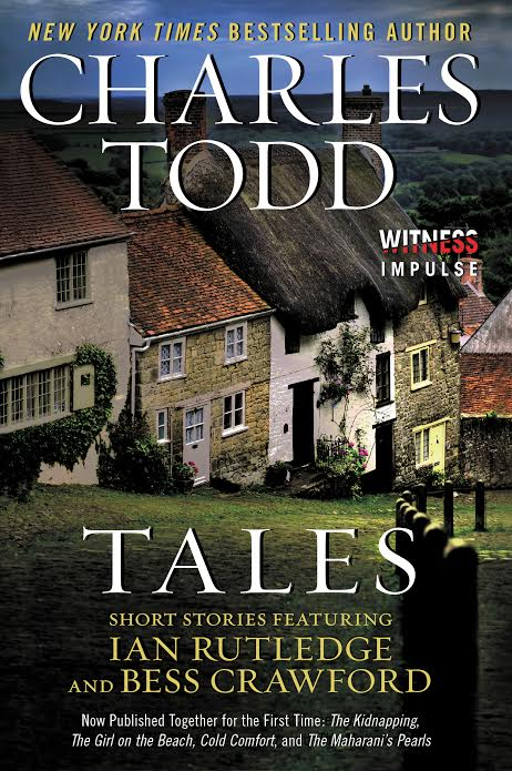 Tales Book Cover