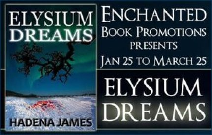 Elysium Dreams Hadena James Banner