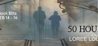 Book Blitz // 50 Hours by Loree Lough