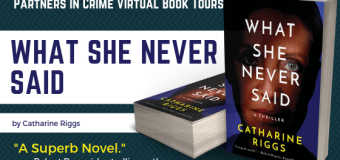 Interview & GIVEAWAY // Author Catharine Riggs