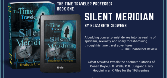 Guest Post & GIVEAWAY // Silent Meridian by Elizabeth Crowens