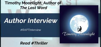 Interview // Author Timothy Moonlight