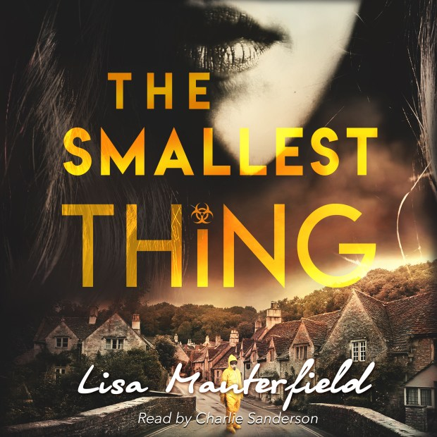 The Smallest Thing Book Cover