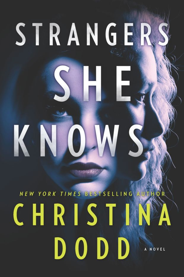 Strangers She Knows Book Cover