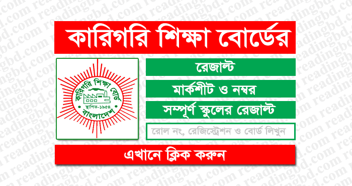 SSC Result 2019 Technical Board