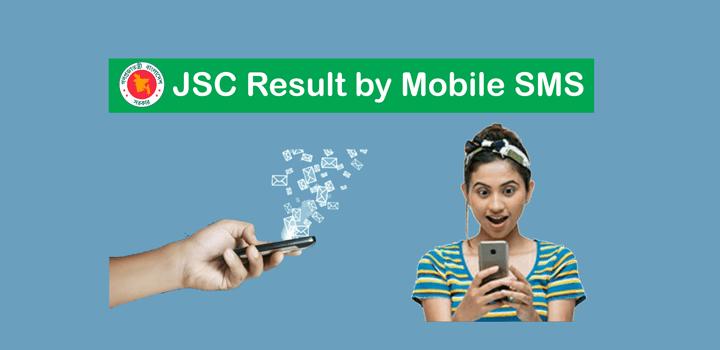 Image result for JSC RESULT 2019 BY SMS