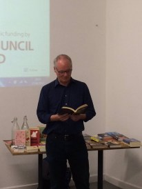 Alan Beard Reading and Being Read
