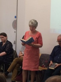 Gaynor Arnold Reading Being Read