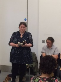 Rachael M Nicholas Reading and Being Read