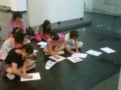 At NGMA , a workshop on Amrita Shergill