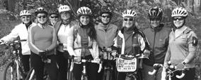 Belles on Bikes