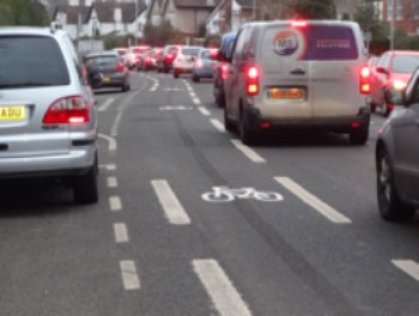 Cycle Lanes After