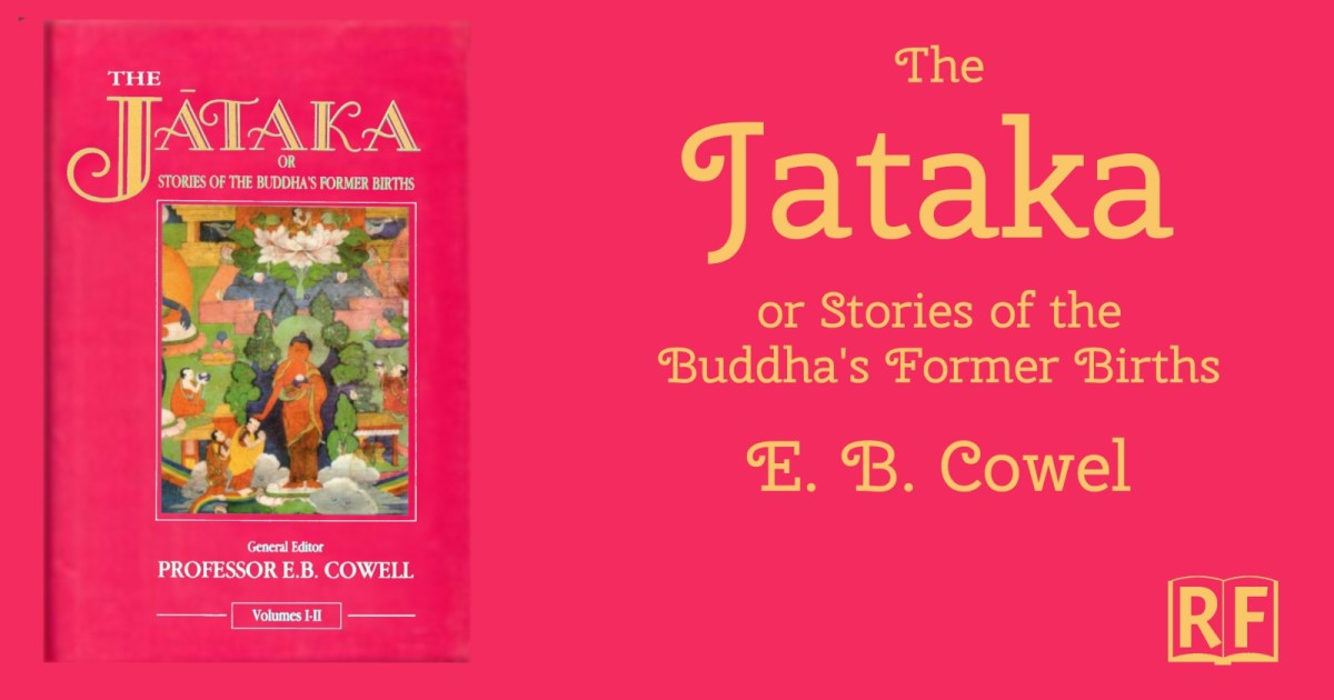 Jataka Full Translation by E. B. Cowell: Epub, Kindle, Mobi