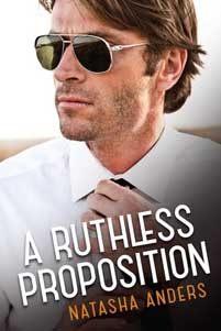 Review ♥ A Ruthless Proposition by Natasha Anders
