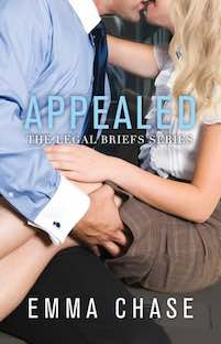 Review & Paperback Giveaway ♥ Appealed by Emma Chase