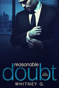Review & Giveaway ♥ Reasonable Doubt by Whitney G.